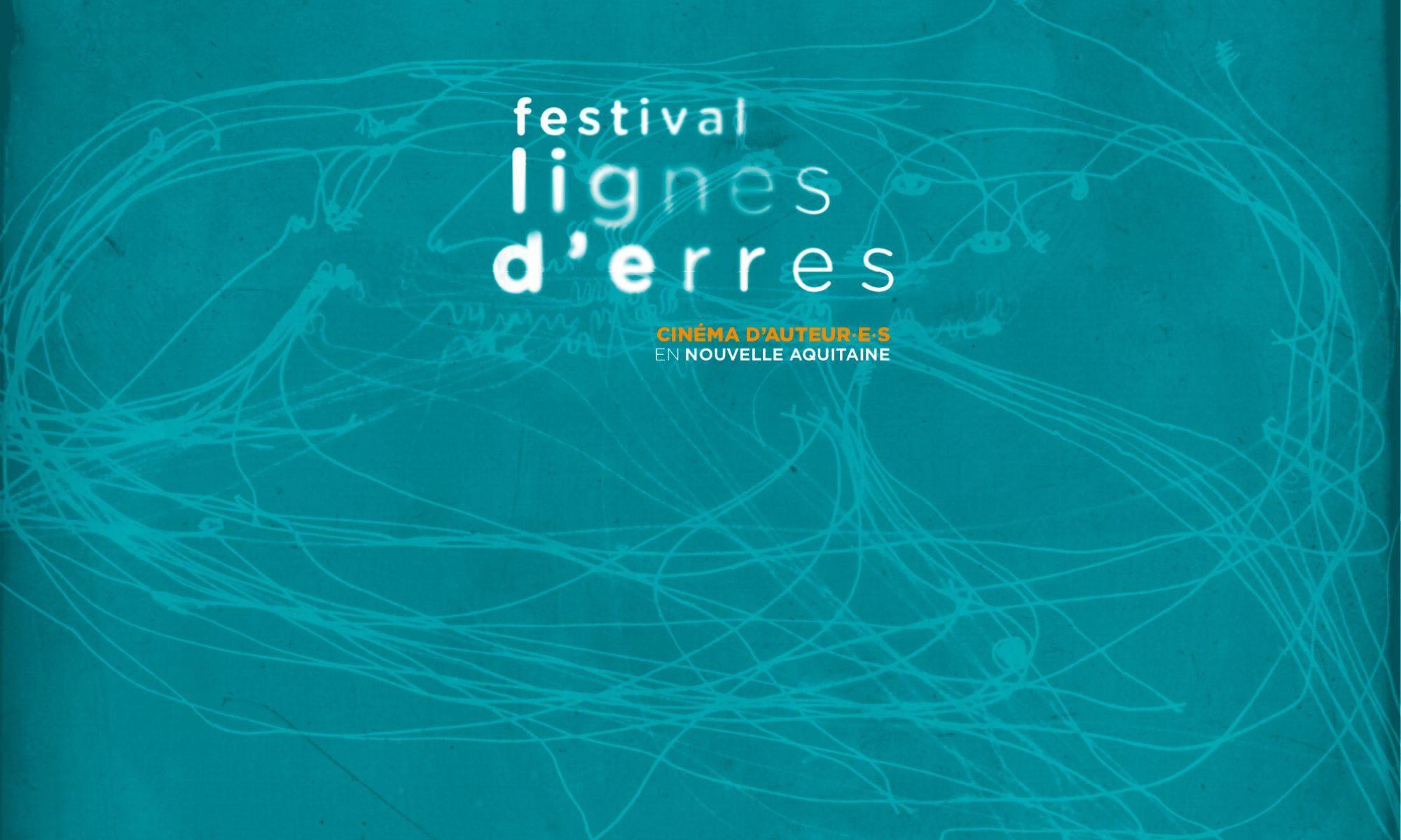 Festival lignes d'erres / 27 > 30 sept. 2018