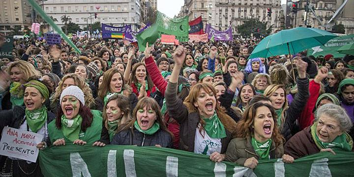 Femmes_Argentine_manif